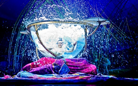 Amaluna / photo courtesy of Cirque du Soleil